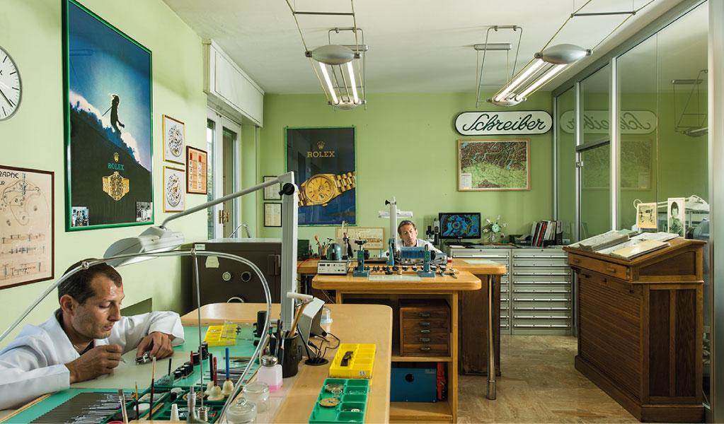 Orologiai Brescia - Laboratorio Curato
